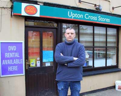 David Roberts Upton Cross